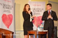 Bestsellerul VÂRSTELE IUBIRII s-a lansat oficial și la Arad! (FOTO)