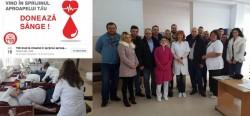 TSD Arad iniţiază o nouă campanie de donare de sânge