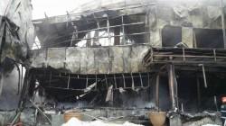 UPDATE! Clubul BAMBOO din București s-a prăbușit!!! Incendiul a distrus întreaga clădire! (FOTO-VIDEO)
