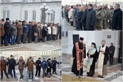 Aradul a marcat cei 158 de ani de la Unirea Principatelor Române! (FOTO)