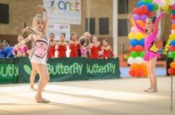 Gimnastica ritmică începe sezonul în luna Martie. CSM Arad are la acest sport toate categoriile de vârstă acoperite
