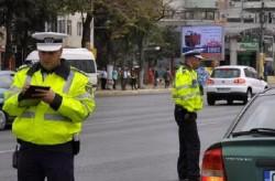 Cinci arădeni depistaţi în trafic fără permis de conducere