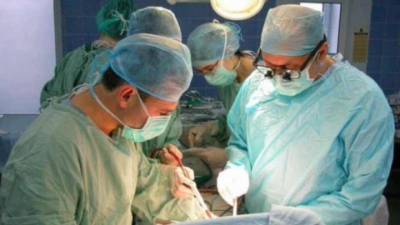 Premieră chirurgicală la Spitalul Clinic Judeţean de Urgenţă Arad
