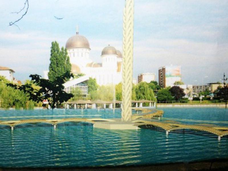 Amplasamentul Monumentului Marii Uniri va fi pe masa consilierilor locali