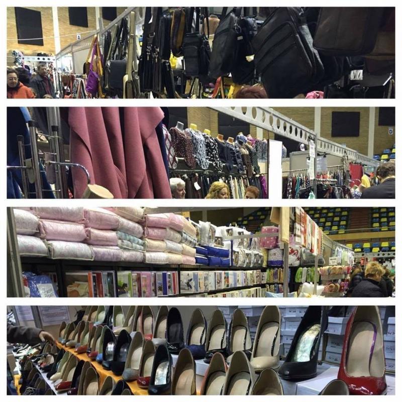 Expo Textil deschis până duminică