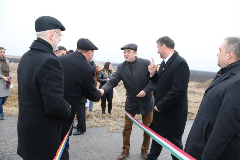S-au deschis patru noi puncte de trecere a frontierei la Variaşu Mic şi Grăniceri, Nădlac, Iermata Neagră