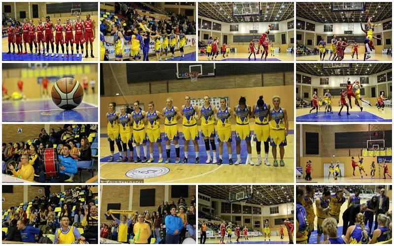 Victorie categorică! Universitatea Goldiş ICIM Arad – Sirius Tg. Mureş 89-62 (Galerie FOTO)