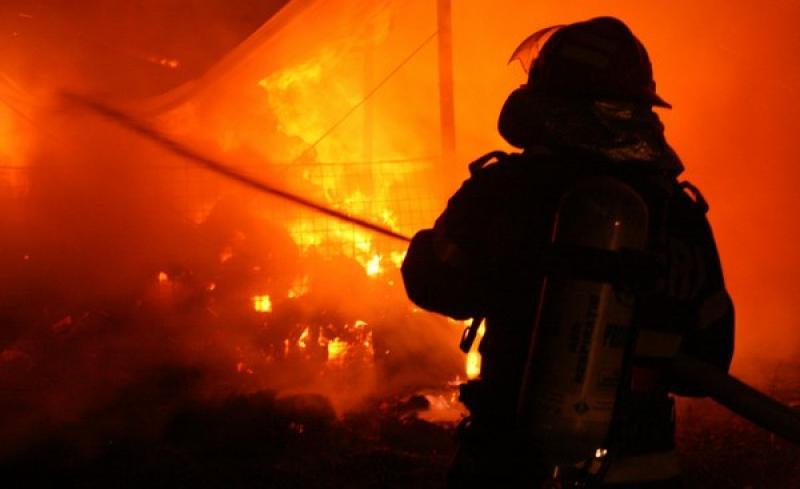 Săptămână plină pentru pompierii din Arad. Au intervenit la 14 incendii
