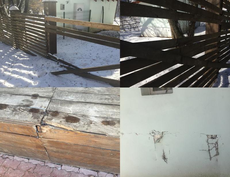 Florin Tripa : Conducerea CJA vorbeşte despre cai verzi pe pereţi, în timp ce teatrul de vară din Moneasa stă să se prăbuşească