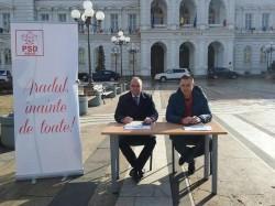 Ce făceau parlamentarii PSD de Arad în timp ce guvernul pe care-l susţin, pregătea pe sub masă la ceas de seară, modificarea codului penal prin ordonaţă de urgenţă?