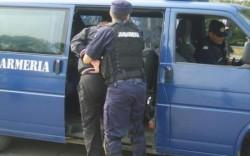 Un urmărit general prins de Jandarmii arădeni
