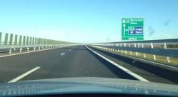 Se mai inaugurează încă 15 km de autostradă în vestul ţării