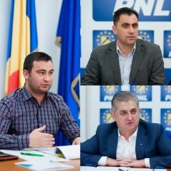 """Parlamentari PNL Arad: """" Nu există finanțare pentru finalizarea proiectelor începute, însă parlamentarii puterii se laudă că au altele noi!"""