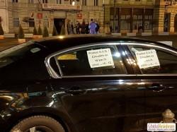# ProtestPeRoti:  Protestul inedit al arădenilor avizat favorabil de Poliţia Rutieră