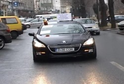 # Rezist cu 10 km pe ora în centru Aradului