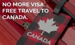 Românii au LIBER la vize pentru Canada!
