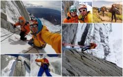 """Expediția arădeană """"Cerro Torre""""  din Argentina"""