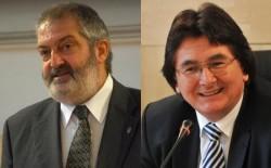 Elita politică a Timişoarei în vizită la DNA! Ciuhandru şi Robu anchetaţi pentru deposedarea ilegală a statului