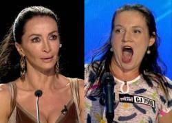Românii au talent 2017- Femeie de serviciu cu voce de aur a mers direct în semifinală ! Andra a apăsat butonul auriu