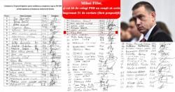 """PNL Arad: """"Fifor și cei 64 de gânditori ai PSD """""""