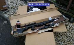 Austriac depistat cu arme și muniție de contrabandă