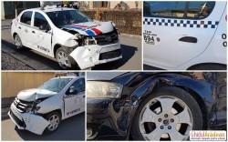 Accident cu victimă în cartierul Grădişte (FOTO)