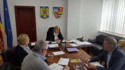 Protocol de colaborare,la initiativa Claudiei Boghicevici-vicepreședinte al Consiliului Județean Arad