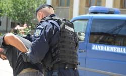 Misiuni de ordine publică ale jandarmilor arădeni la sfârșit de săptămână
