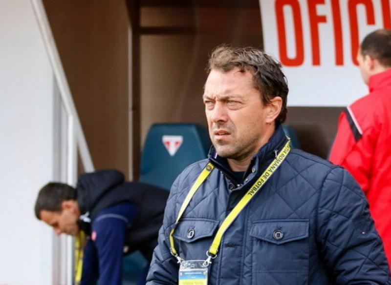 Laurențiu Roșu : Sunt bucuros că am reușit să căștigam!(VIDEO)