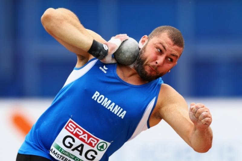 Atletul arădean Andrei Gag  a ocupat locul 7 la Cupa Europei