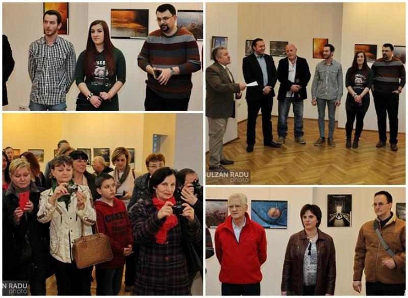 Colecţia Foto Club Arad 2017 vernisată la sala CLIO (Galerie FOTO)