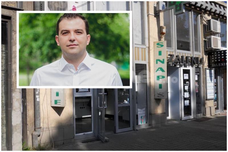 """Bulumac  repurtează o victorie în lupta cu lanţul de farmacii SINAPIS în scandalul """"produse expirate"""""""