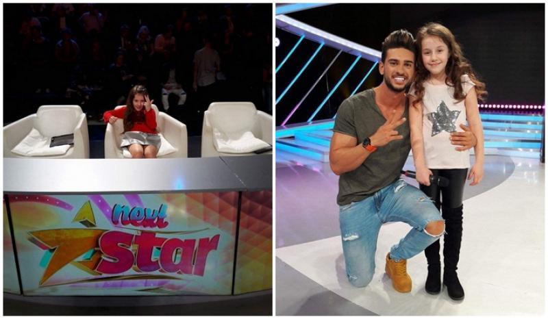 Arădeanca Lorena Gâlea, pe scena Next Star