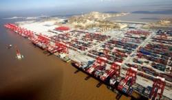 Cel mai spaţios port al lumii este mare cât 470 de stadioane! Poze uimitoare + VIDEO