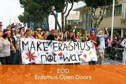 Erasmus Open Doors la UAV