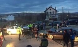 Accident grav în această seară ! O gravidă şi o fetiță de 2 ani au murit !