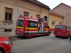 Tatăl fostului senator Ovidiu Marian implicat într-un accident rutier (Galerie FOTO)
