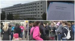 Mămicile din Arad continuă protestele