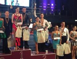Royal Steps Arad în finala DANCE MASTERS
