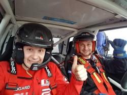 Sergiu Tirla : Salvator de meserie, pilot de curse în timpul liber !