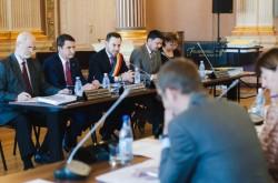 """Gheorghe Falcă: """"Le mulțumesc consilierilor responsabili care au aprobat bugetul local pe 2017!"""""""