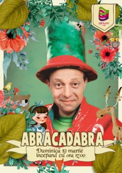 Abracadabra la Atrium Mall