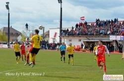 Prima înfrângere pe stadionul Şiria. UTA cedează în faţa celor de la  FC Brasov cu 1-2 ! (Galerie FOTO)