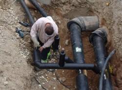 Recepţie finală pentru reţelele de apă şi canalizare din Nădlac