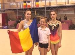 Sonia Ichim şi Alexandra Bock, medaliate la turneul internaţional în Franţa