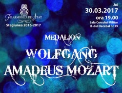 Medalion Mozart, sub bagheta maestrului Giuseppe Carannante