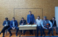 """Sergiu Bîlcea: """"Avem așteptări mari de la echipa PNL Sintea Mare!"""""""