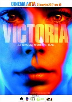 """Călătoria cinematografică de la Arta continuă vinerea aceasta cu filmul """"Victoria""""!"""