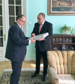 Adrian Todor : Ambasadorul Slovaciei, plăcut surprins de evoluţia sistemului educaţional din România