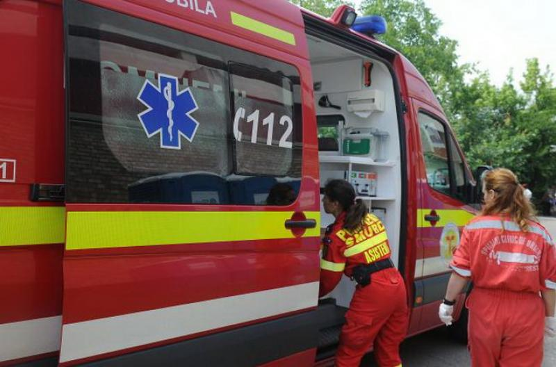 Accident pe DN7, Valea Mureşului din nou scena unui accident grav cu victime!